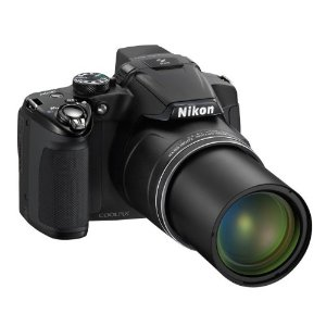 Nikon Coolpix P510 (Black) Package