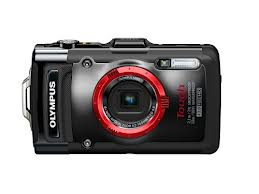Olympus Stylus TG-2 Digital Camera with 4x Optical Zoom and 3-Inch LCD (Black)